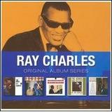Ray Charles Original Album Series[box 5 Cd Lacrado]